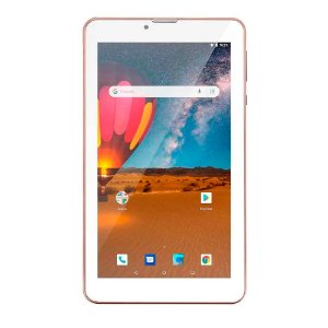 Tablet Multilaser M7 3G Plus Dual Chip Quad Core 1 GB de Ram
