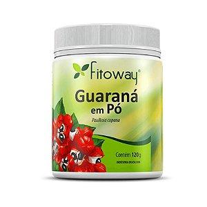 Guaraná Em Pó Fitoway - 120g