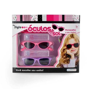 My Style Óculos de Sol Multikids- BR135
