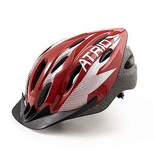Capacete para Ciclismo MTB 2.0 Tam. M Viseira Removível