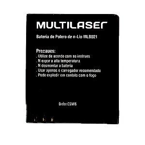Bateria MLB021 - FLIP VITA (P9020, P9021, P9043) Multilaser