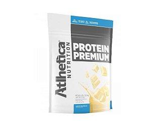 Protein Premium 1,8kg- Sabor Baunilha - Atlhetica Nutrition