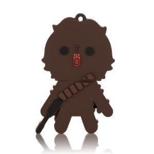Pendrive Chewbacca 8GB Multilaser- PD041