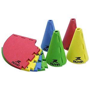 Cone de Marcação – 16cm – MTF-300 - 16cm x 10cm - Azul