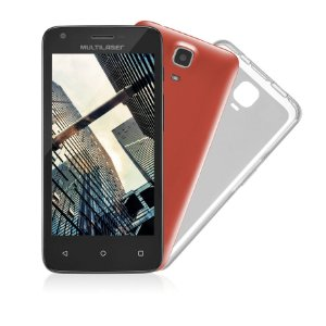 Smartphone 4,5 Polegadas Ms45s - Preto - Multilaser