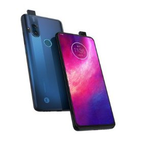 "Smartphone Motorola One Hyper 128GB Dual Chip Android Tela 6.5"" Qualcomm Snapdragon 4G Câmera 64MP + 8MP"