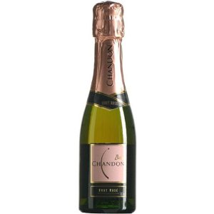 Espumante Francês Chandon Baby Rosé Brut - 187ml