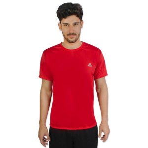 Camiseta Color Dry Workout SS CST-300 - Masculino - P - Verm