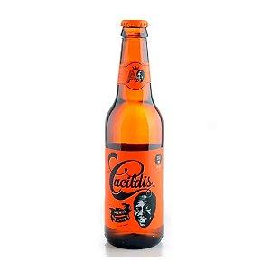 Cerveja Cacildis 600ml - Kit com 6