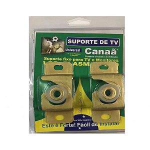 """SUPORTE DE TV UNIVERSAL CANAÃ 14"""" a 47'"""