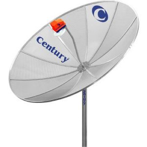 ANTENA CENTURY 1.70MT MONOPONTO SUPER DIGITAL - 16