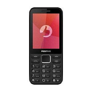 CELULAR POSITIVO FEATURE PHONE P-28-B DUAL - 11130489