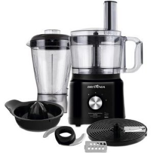 MULTIPROCESSADOR BRITANIA 900W BMP900 ALL IN ONE - 063301021