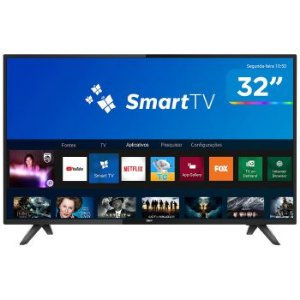 SMART TV 32P PHILIPS LED WIFI HD USB HDMI - 32PHG5813