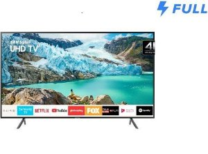 SMART TV 50P SAMSUNG LED 4K WIFI USB HDMI - UN50RU7100GXZD