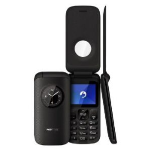 CELULAR POSITIVO FEATURE PHONE FLIP P-40 DUAL