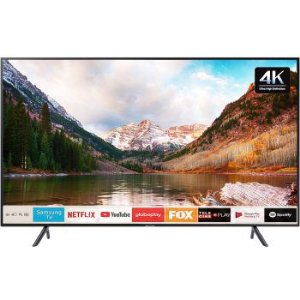 SMART TV 43P SAMSUNG LED 4K WIFI USB HDMI - UN43RU7100GXZD