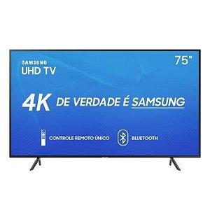 SMART TV 75P SAMSUNG LED 4K WIFI USB HDMI - UN75RU7100GXZD