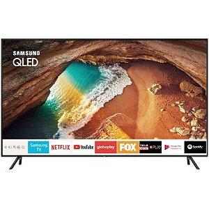"SMART TV 55"" SAMSUNG QLED  WIFI 4K USB HDMI - QN55Q60RAGXZD"