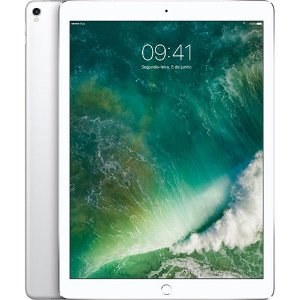 "iPad Pro 512GB Wi-Fi + 4G Cellular Tela 12,9"" Câmera 12MP Prata - Apple"