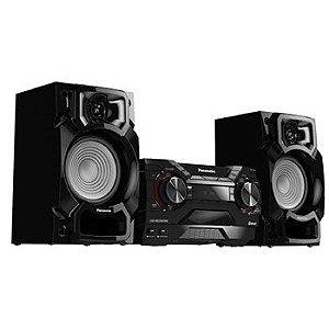 MINI SYSTEM PANASONIC 450W BLUETOOTH CD USB - SC-AKX220LBK