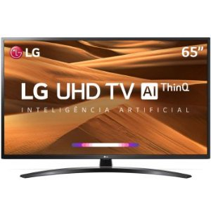 SMART TV LED 65 POLEGADAS UHD 4K COMANDO VOZ WIFI - LG