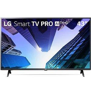 SMART TV 43P LG LED WIFI HD USB HDMI  - 43LM6300PSB.BWZ