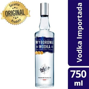 Vodka Polonesa Wyborowa - 750ml