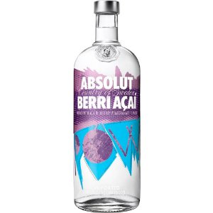 Vodka Absolut Berri Açaí  - 1 Litro