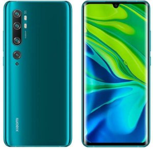 Smartphone Xiaomi Mi Note 10 128GB Versão Global - Verde
