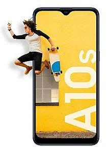 """Smartphone Samsung Galaxy A10s 32GB Dual Chip Android 9.0 Tela 6.2"""" Octa-Core 4G Câmera 13MP+2MP - Vermelho"""