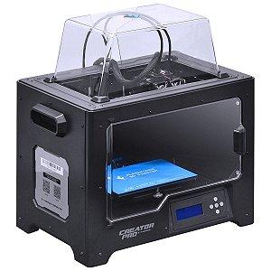 IMPRESSORA 3D CREATOR PRO FLASHFORGE