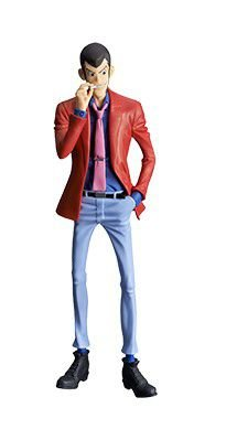FIGURE LUPIN THE THIRD PART 5 - MASTER STAR PIECE - LUPIN