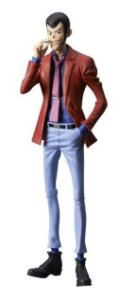 FIGURE LUPIN THE THIRD PART5 - MASTER STAR PIECE - LUPIN