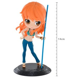 FIGURE ONE PIECE - NAMI Q POSKET SPECIAL COLOR