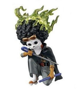 FIGURE ONE PIECE - WCF MUGIWARA - E BROOK