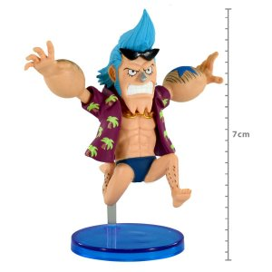 FIGURE ONE PIECE WCF HISTORY RELAY 20TH VOL.2 - FRANKY