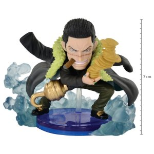 FIGURE ONE PIECE WORLD  COLLECTABLE - BURST- DESSERT KING