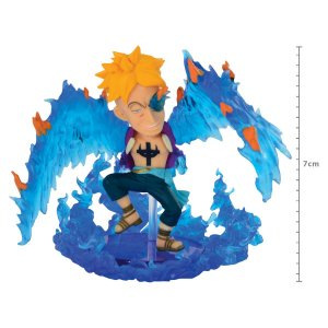 FIGURE ONE PIECE WORLD COLLECTABLE - BURST - MARCO