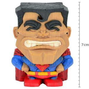 FIGURE TEEKEEZ DC COMICS SUPERMAN