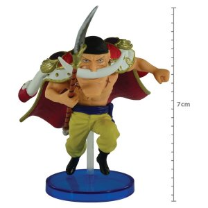 FIGURE WCF ONE PIECE 20TH - EDWARD NEWGATE