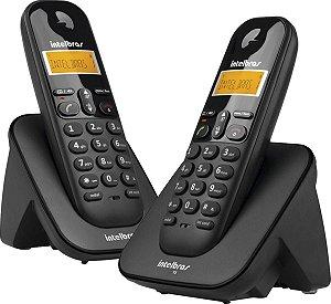 TELEFONE SEM FIO COM IDENTIFICADOR DE CHAMADAS + RAMAL TS311