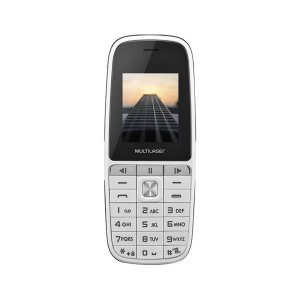 CELULAR UP PLAY DUAL CHIP BRANCO TELA 1,8 COM BLUETOOTH P907