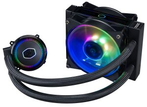 WATER COOLER MASTERLIQUID ML120RS RGB - MLX-S12M-A20PC-R1