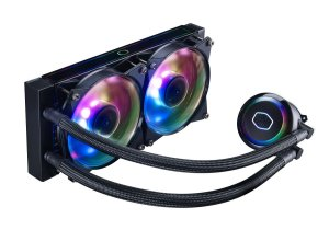 WATER COOLER MASTERLIQUID ML240RS - 240MM RGB - MLX-S24M-A20