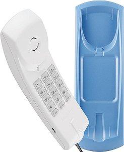 TELEFONE GÔNDOLA COLOR TC 20 CINZA ÁRTICO/AZUL - FUNÇÕES