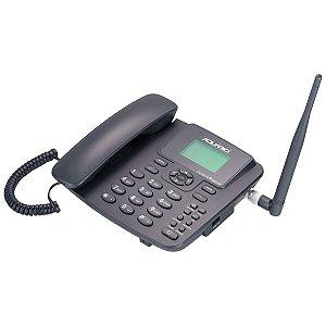 TELEFONE CELULAR RURAL FIXO DE MESA 3G PENTABAND  850, 900 ,