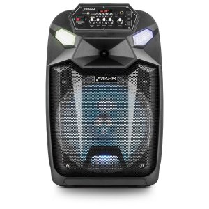 "CAIXA AMPLIFICADA MULTIUSO 12"" 350W BLUETOOTH, USB, SD E FM,"
