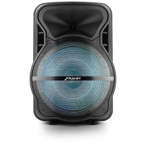 "CAIXA AMPLIFICADA MULTIUSO 15"" 450W BLUETOOTH, USB, SD E FM"