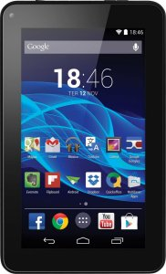 "TABLET M7S 7"""" QUAD CORE - PRETO"